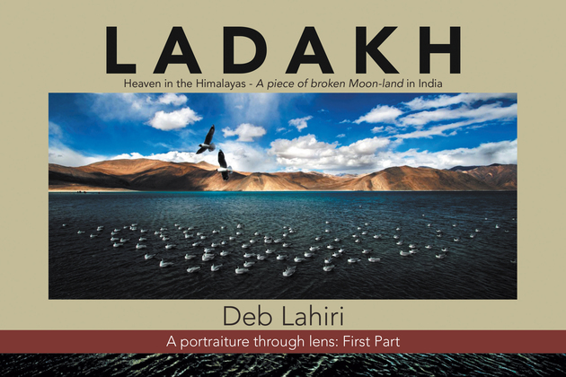 L a D a K H Heaven in the Himalayas - a Piece of Broken Moon-Land in India