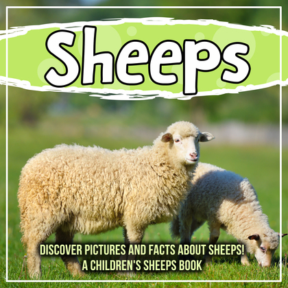 Sheeps: Discover Pictures and Facts About Sheeps! A Children's Sheeps Book