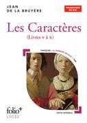 Les Caractères, livres V à X - BAC 2022