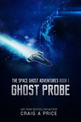 Ghost Probe: The Space Ghost Adventures Volume 1