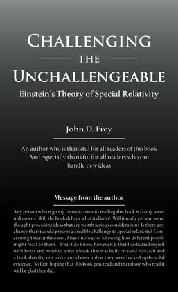 Challenging the Unchallengeable