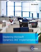 Mastering Microsoft Dynamics 365 Implementations