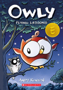 Flying Lessons (Owly #3)