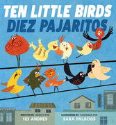 Ten Little Birds / Diez Pajaritos (Ebook)