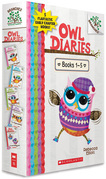 Owl Diaries Collection (Books 1-5)