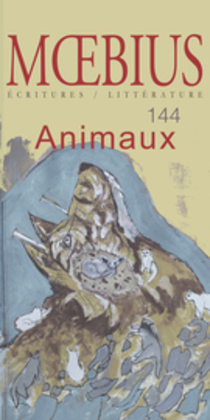 Moebius. No. 144 «Animaux»,  Février 2015