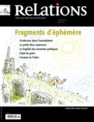 Relations. No. 779, Juillet-Août 2015