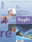 Lurelu. Vol. 38 No. 3, Hiver 2016