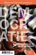 Nouveaux Cahiers du socialisme. No. 17, Hiver 2017