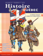 Histoire Québec. Vol. 21 No. 2,  2015