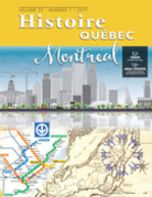 Histoire Québec. Vol. 23 No. 1,  2017