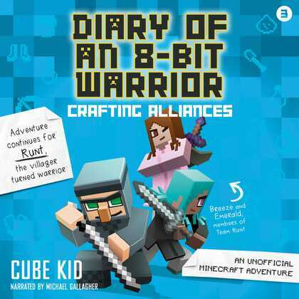 Diary of an 8-Bit Warrior: Crafting Alliances