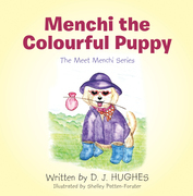 Menchi     the Colourful Puppy