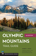 Olympic Mountains Trail Guide