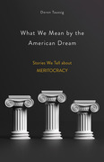 What We Mean by the American Dream