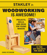 Stanley Jr. Woodworking is Awesome