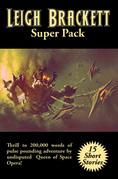 Leigh Brackett Super Pack