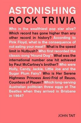 Astonishing Rock Trivia