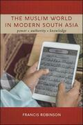 Muslim World in Modern South Asia, The