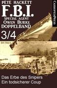 FBI Special Agent Owen Burke Folge 3/4 - Doppelband