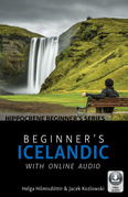 Beginner's Icelandic with Online Audio