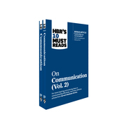 HBR's 10 Must Reads on Communication 2-Volume Collection