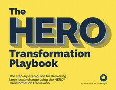 The HERO Transformation Playbook