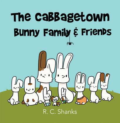 The Cabbagetown Bunny Family