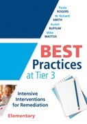 Best Practices at Tier 3 [Elementary]