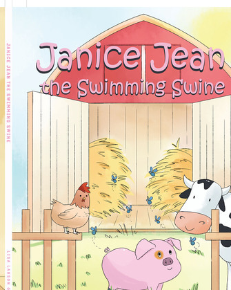 Janice Jean the Swimming Swine