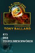 Tony Ballard #73: Der Teufelsbeschwörer