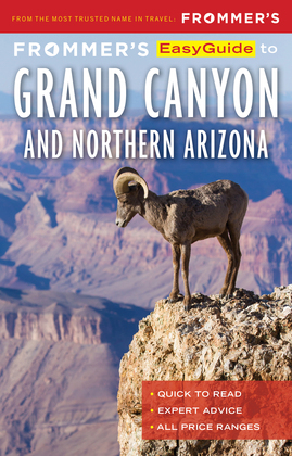 Frommer's EasyGuide to the Grand Canyon & Northern Arizona