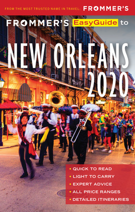 Frommer's EasyGuide to New Orleans 2020