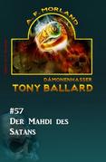 Tony Ballard #57: Der Mahdi des Satans