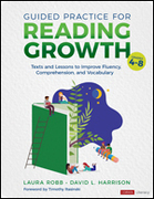 Guided Practice for Reading Growth, Grades 4-8