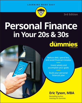 Personal Finance in Your 20s & 30s For Dummies