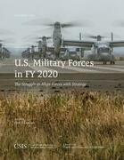 U.S. Military Forces in FY 2020