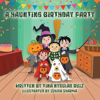 A Haunting Birthday Party