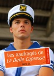 Les naufragés de La Belle Capresse (érotique gay)