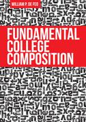 Fundamental College Composition