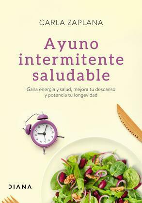 Ayuno intermitente saludable (Edición mexicana)