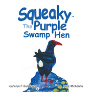 Squeaky - the Purple Swamp Hen
