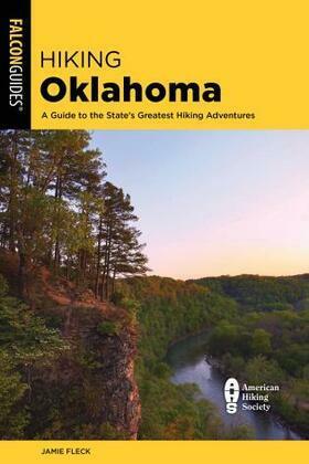 Hiking Oklahoma