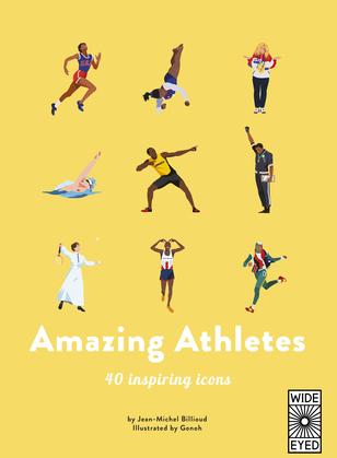 40 Inspiring Icons: Amazing Athletes