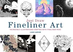 Just Draw Fineliner Art