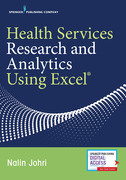 Health Services Research and Analytics Using Excel