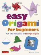 Easy Origami for Beginners