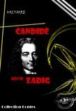 Candide (suivi de Zadig)