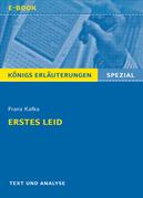 Erstes Leid von Franz Kafka. Königs Erläuterungen Spezial.