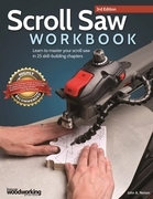 Scroll Saw Workbook, 3rd Edition